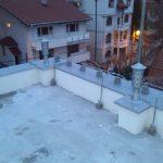 Opšivanje i ukrajanje lučnih terasa