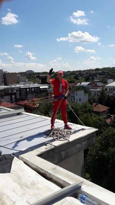 Renoviranje krova u Beogradu